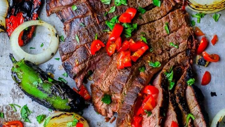 The Best Grilled Carne Asada Recipe Ever