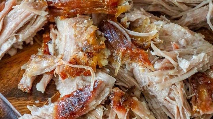 The Best Crispy Baked Pork Shoulder Recipe