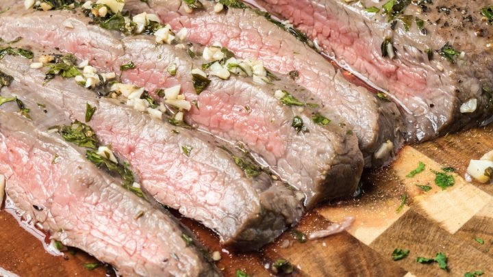 The Best Easy London Broil Recipe
