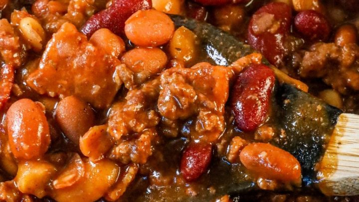 The Best Ever Bean Bake Recipe