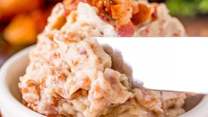 Easy Bacon Butter Spread Recipe