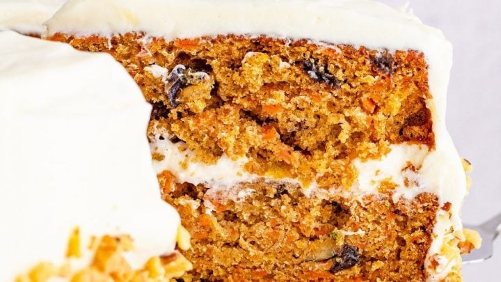 The Best Carrot Cake Recipe