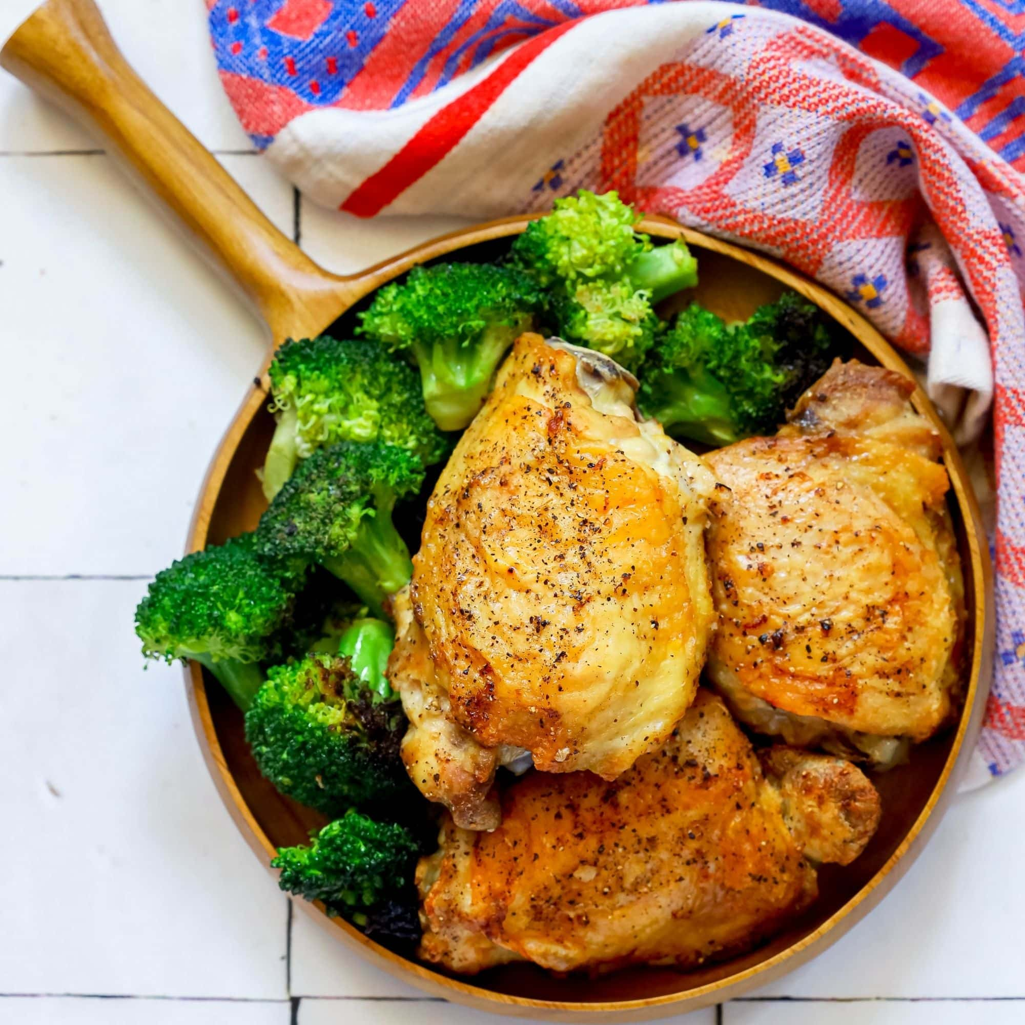 Air Fryer Honey Mustard Chicken Wings Recipe - Sweet Cs