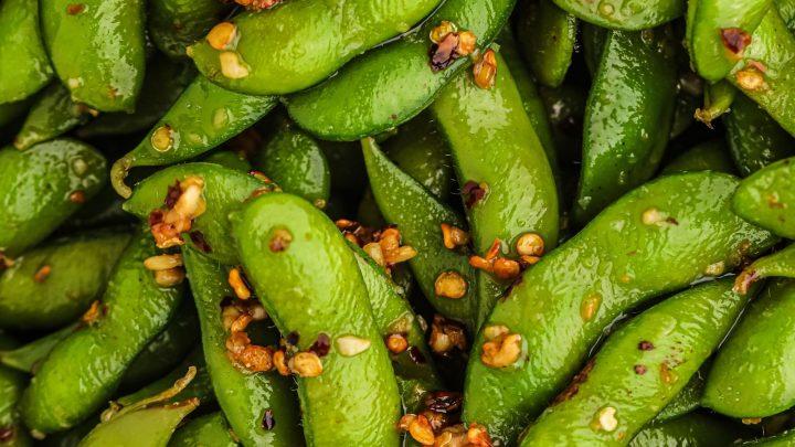Easy Spicy Edamame Recipe